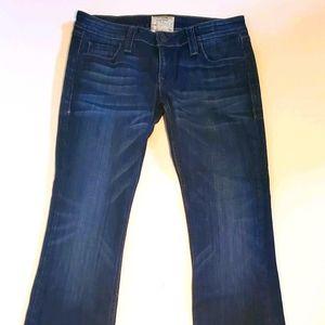 Taverniti So Sacha Jeans Size 30 Manon Bootcut Exc